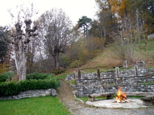 Chalet Martin Garden