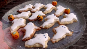 Ghost Biscuits