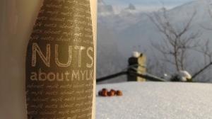 Nuts about Mylk Logo