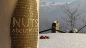 Nuts about Mylk Logo