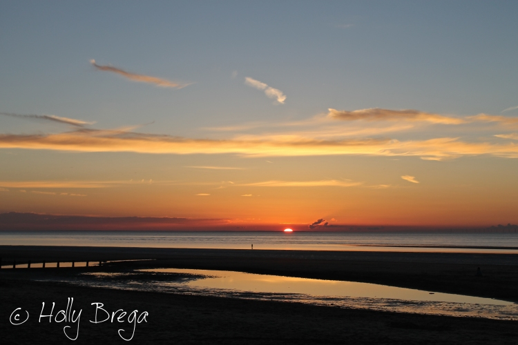 Sunset at Brancaster