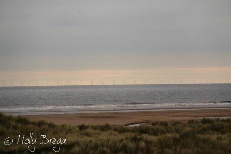Off shore wind farms
