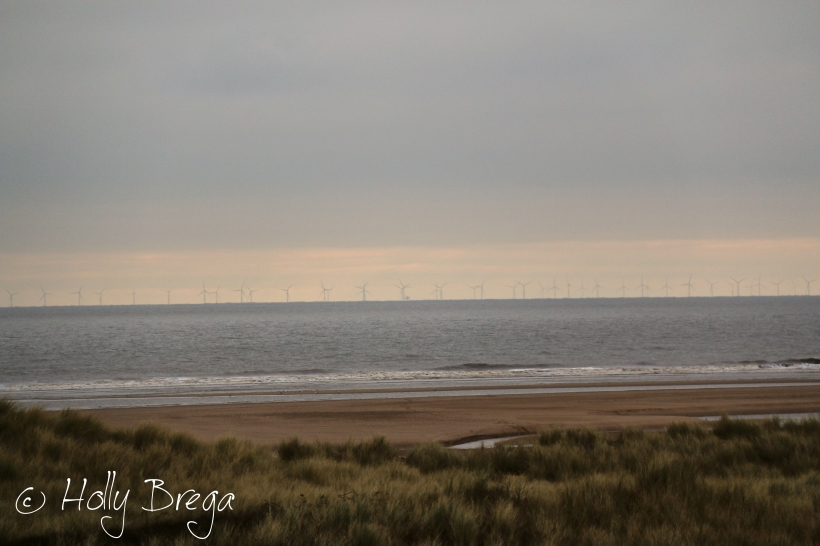 Off shore wind farms